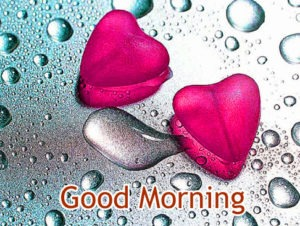 HD Heart Gud/Good Morning Pic Images Free Download
