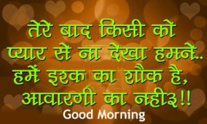 Best Hindi Good Morning Quotes Images Wallpaper