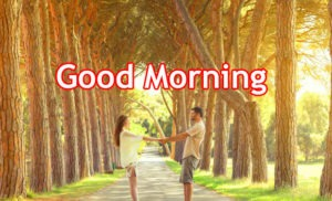 Love Couple Gud/Good Morning Pic Images Free Download