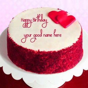 Birthday Cake Name Writing Free Download