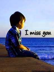 Cute Boy Sad I Miss You Wallpaper Photo Pics Best  Images Pictures HD Download