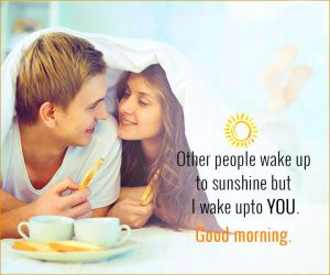 Love Couple Good Morning Images Wallpaper HD Download