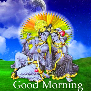 HD God Krishna Good Morning Images Photo Pics Wallpaper Pictures Download For Whatsaap