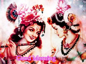 good morning krishna photos Images Wallpaper Pics HD Download For Whatsaap