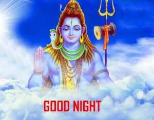 Lord Shiva Good Night Images