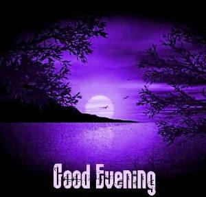 Good Evening Photo Pics Download