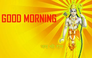 Sri Ram Good Morning Photo Pics Download