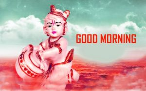 god krishan Good Morning Pics Download