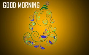 Ganesha Good Morning Pics Download