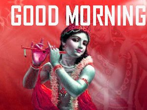 God Krishna Good Morning Pics Download
