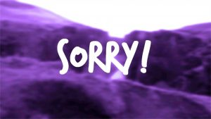 Sorry Photo Pictures Free Download