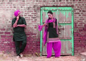 Punjabi Couple Images