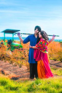 HD Punjabi Couple Photo Pics Download