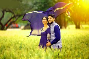 Punjabi Couple Wallpaper