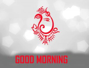 Ganesha Good Morning Photo Pics Download