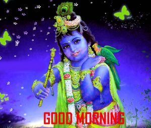 Krishna Good Morning Pics With God Download