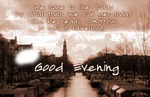 Good Evening Wallpaper Download