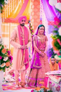 Wedding Punjabi Couple Photo Pics Downlaod