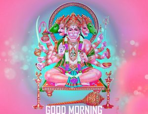 Hanuman Ji Good Morning Photo Free Download