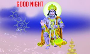 Hanuman Ji Good Night Images