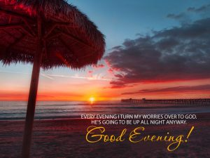 good evening photo pics