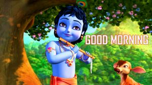 Bal Krishna Good Morning Photo Download