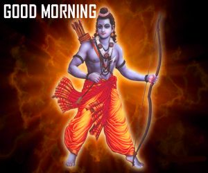 Jai Sri Ram Good Morning Photo Pics Download