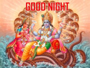 Hindu God Good Night Wallpaper