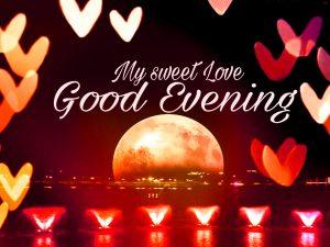 Good Evening Photo Downlaod