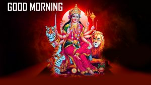 Jai Mata Di Good Morning Wallpaper Download