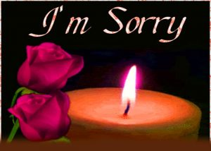 I am Sorry Photo Download For Whatsaap In HD