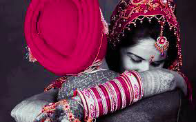 Wedding Punjabi Couple Pics Photo Downlaod