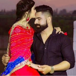 Very Cute Punjabi Couple Pics Photo Wallpaper