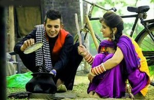 Punjabi Couple Photo Wallpaper Downlaod