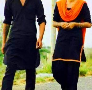 HD Punjabi Couple Photo Pics Downlaod