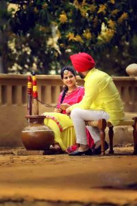 Punjabi Couple Pics Images Wallpaper For Whatsaap
