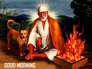 Jai Sai Baba Good Morning Pics Photo Download
