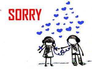 Sorry Love Couple Images Download