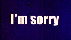 I am SorRY Photo Download