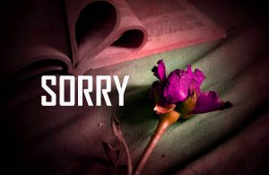 Top Sorry Photo Pics free Download