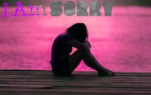 Sad Sorry photo Images Pics
