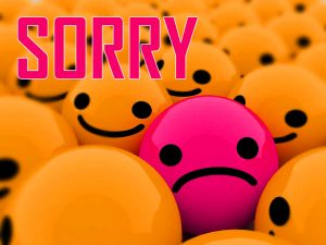 Sorry Images Pictures Download