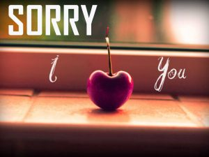 Sorry Photo Pics Download