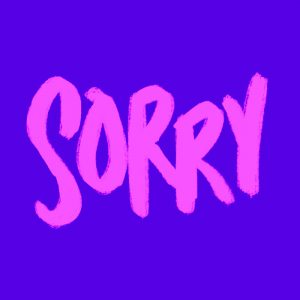Sorry Photo Free Download