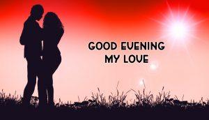 Love Good Evening Photo