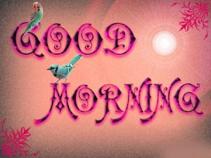 Good Morning 3D Photos Free Download For Whatsaap