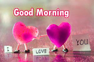 Love Good Morning 3D Photos Images