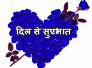 Flower Good Morning Images In hindi