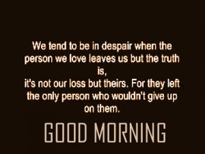 Latest English Quotes Good Morning Pictures For Whatsaap