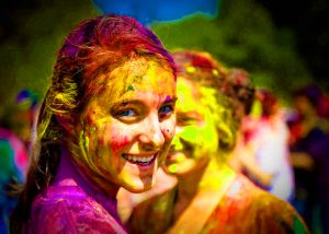 Beautiful Girl Holi Images Wallpaper Download